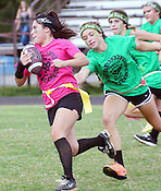 Gentry Powder Puff Game 2015