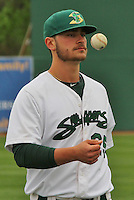 2014 May 14 Kane County Cougars (Cubs) @ Beloits Snappers (A's)