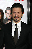 "Freddy Rodriguez arriving at the Premiere of ""Nothing Like the Holidays"" at the Grauman's Chinese Theater in Hollywood, CA.December 3, 2008.©2008 Kathy Hutchins / Hutchins Photo....                ."