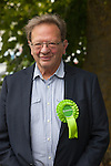 Larry Sanders, Brother of Senator Bernie Sanders,  launches <br /> his campaign to stand as Green Party MP candidate for Witney,  following David Cameron standing down from his Witney seat.