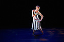 London, UK. 27.02.2014. Yorke Dance Project presents a triple bill of work in the Lilian Baylis Studio, Sadler's Wells. Picture shows: Yolande Yorke-Edgell in Robert Cohan's Canciones Del Alma. Photograph © Jane Hobson.