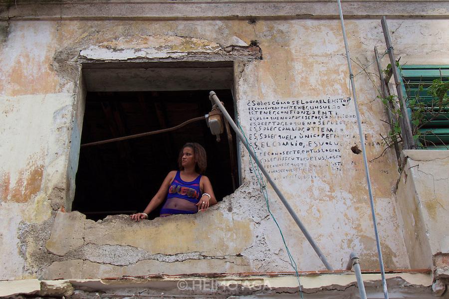 Havana, Cuba. Central Habana.