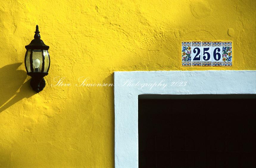 Architecture<br /> Old San Juan<br /> Puerto Rico