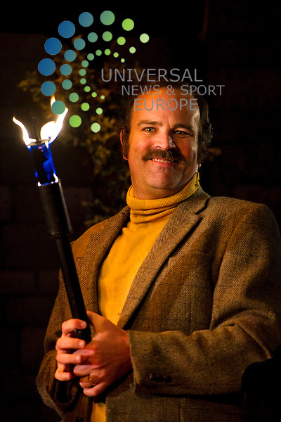 Greg Hemphill stars in Appointment With The Wicker Man at the Assembly Theatre for this years Edinburgh Fringe Festival, Edinburgh, Scotland, 31st July, 2012..Picture:Scott Taylor Universal News And Sport (Europe) .All pictures must be credited to www.universalnewsandsport.com. (Office)0844 884 51 22.