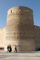 Arg (Citadel) of Karim Khan, Shiraz, Iran