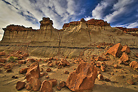 Bisti Badlands - New Mexico - Bisti Wilderness