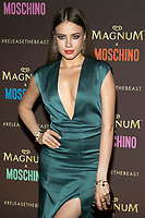 Xenia Tchoumitcheva arrives at the Magnum X Moschino party during the 70th Annual Cannes Film Festival at Plage l'Ondine in Cannes, France, on 18 May 2017. Photo: Hubert Boesl - NO WIRE SERVICE · Photo: Hubert Boesl/dpa /MediaPunch ***FOR USA ONLY***