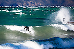 Surfing Lake Tahoe