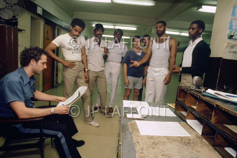 Rahway state prison laf g jean pierre laffont