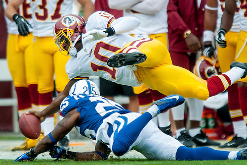 NFL Preseason: Colts vs Redskins