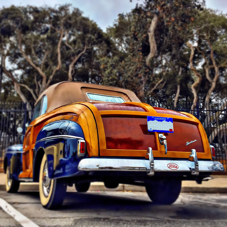 1946 Convertible USA Ford Sportsman