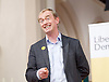 Tim Farron MP <br /> Leader of the LibDems addresses a public meeting on Brexit with Sarah Olney Liberal Democrat candidate in the Richmond Park by election at Christ Church, New Malden, Surrey, Great Britain <br /> 26th November 2016 <br /> <br /> Tim Farron <br /> <br /> <br /> <br /> Photograph by Elliott Franks <br /> Image licensed to Elliott Franks Photography Services