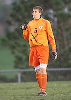 Boys Soccer vs Muncie Burris REGIONAL CHAMPIONSHIP 10-15-11
