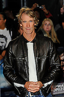 LONDON, ENGLAND - SEPTEMBER 26: Michael Bay attending the 'Deepwater Horizon' European Premiere at Cineworld, Leicester Square on September 26, 2016 in London, England.<br /> CAP/MAR<br /> &copy;MAR/Capital Pictures /MediaPunch ***NORTH AND SOUTH AMERICAS ONLY***