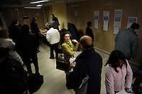 Nuova sala d'attesa per le conciliazioni e controversie del lavoro.