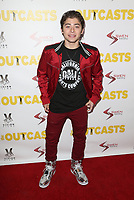 WESTWOOD, CA - April 13: Ryan Ochoa, At Premiere Of Swen Group's &quot;The Outcasts&quot; At The Landmark Regent  In California on April 13, 2017. <br /> CAP/MPIFS<br /> &copy;MPIFS/Capital Pictures