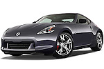 Nissan 370z 40th Coupe 2010 Stock Photo