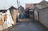Roma-Siedlung bei Prishtina, Kosovo 5 Jahre nach der Unabhängigkeitserklärung. / Five years after declaration of independence