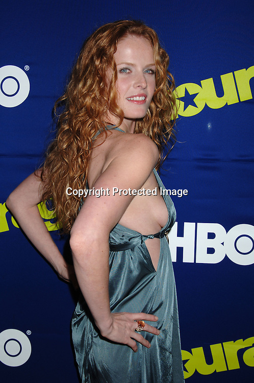 """Rebecca Mader..arriving at The New York Premiere of HBO's 3rd Season of """"Entourage"""" on June 7, 2006 at Skirball Center for the Performing Arts at New York University. ..Robin Platzer, Twin Images"""