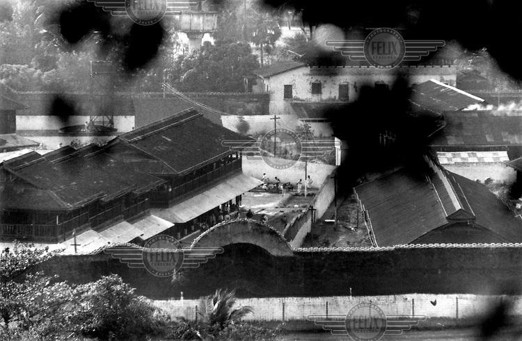 Moulmein prison, Mon State.