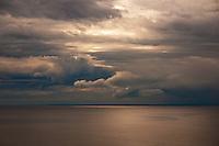 Storm Clouds<br /> Long Island Sound<br /> Riverhead, Long Island