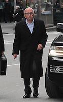 JAN 17 Rupert Murdoch Seen in NYC