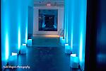 Bat Mitzvah decor at the Loading Dock, Stamford, Connecticut.  An Abigail Kirsch venue.