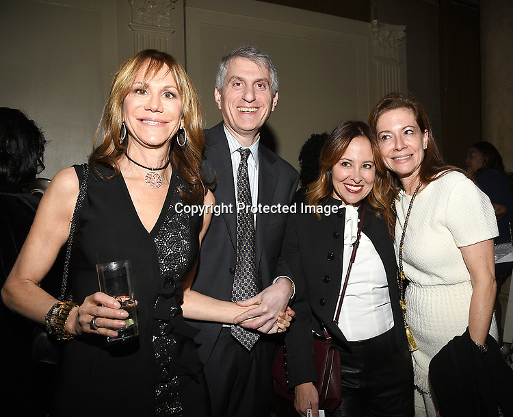 Guests attends the Columbia Grammar & Prep School 2017 Benefit on March 8, 2017 at Cipriani Wall Street in New York, New York.
