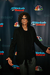 Judge Howard Stern at America's Got Talent Post Show Red Carpet at Radio City Music Hall, NY