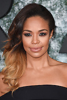 Sarah Jane Crawford at the European premiere of &quot;Collateral Beauty&quot; at the Vue Leicester Square, London. <br /> December 15, 2016<br /> Picture: Steve Vas/Featureflash/SilverHub 0208 004 5359/ 07711 972644 Editors@silverhubmedia.com