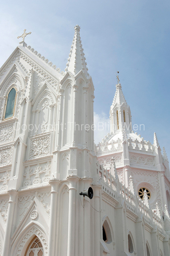 Vailankanni India  city photos : ... India. Vailankanni church was built in the late 16th century CE with