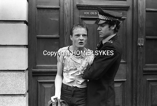 Chelsea, London. 1977<br />