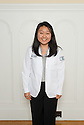 Jani Kim. Class of 2017 White Coat Ceremony.