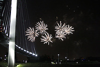 TD Ameritrade Fireworks