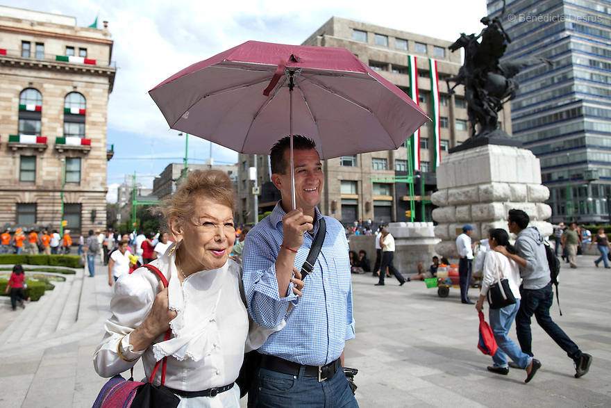 September 9, 2012 - Mexico City, Mexico - <br />