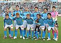 FC/Yokohama FC team group line-up (Yokohama FC), MARCH 11, 2012 - Football : 2012 J.LEAGUE Division 2 between Yokohama FC 0-0 Ehime FC at NHK Spring Mitsuzawa Football Stadium, Kanagawa, Japan. (Photo by Atsushi Tomura /AFLO SPORT) [1035]