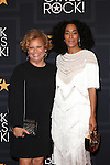 DEBRA LEE and TRACEE ELLIS ROSS at the 2016 BLACK GIRLS ROCK! Hosted by TRACEE ELLIS ROSS  Honors RIHANNA (ROCK STAR AWARD), SHONDA RHIMES (SHOT CALLER), GLADYS KNIGHT LIVING LEGEND AWARD), DANAI GURIRA (STAR POWER), AMANDLA STENBERG YOUNG, GIFTED & BLACK AWARD), AND BLACK LIVES MATTER FOUNDERS PATRISSE CULLORS, OPALL TOMETI AND ALICIA GARZA (CHANGE AGENT AWARD) HELD AT NJPAC