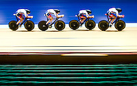 GB Cycling Track Session - 14 June 2016