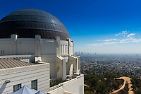 Griffith Observatory building