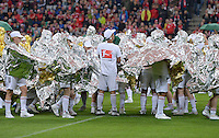 Fussball  1. Bundesliga  Saison 2013/2014   1. SPIELTAG FC Bayern Muenchen - Borussia Moenchengladbach       09.08.2013 Eroeffnungs-Zeremonie