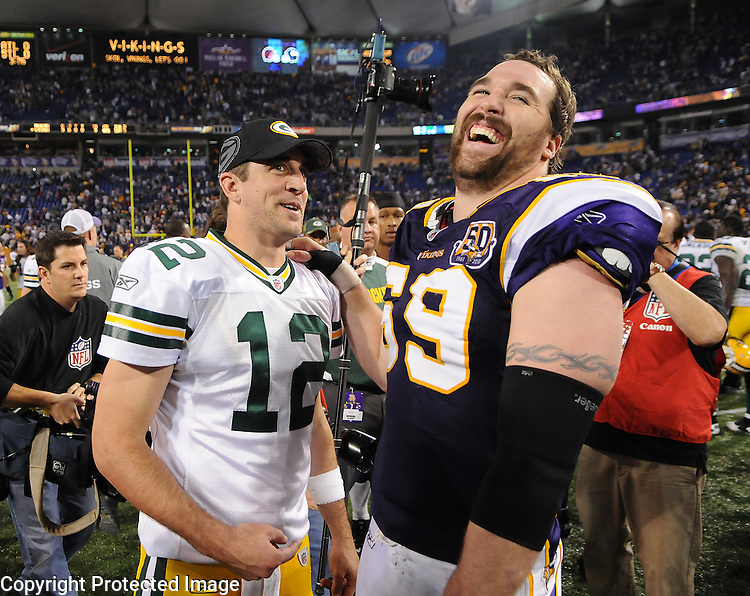 NFL, Green Bay Packers, Aaron Rodgers, Jared Allen, Packers free agency