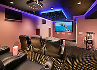 Modern Touch Home Theater