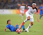Olympia 2008 in Peking, Fussball Frauen