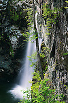 Waterfall, Kitimat Ranges, British Columbia, Canada
