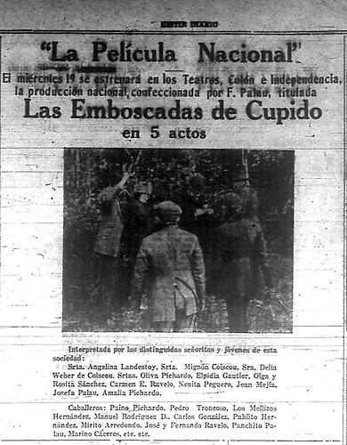 Listín Diario. Martes 18 de marzo, 1924. Página dos