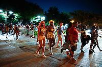 New York, USA. 28 June 2014. People attend the gay pride parade 2014 in New York. Photo by Eduardo MunozAlvarez/VIEWpress