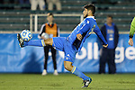12 December 2014: UCLA's Edgar Contreras. The University of California Los Angeles Bruins played the Providence College Friars at WakeMed Stadium in Cary, North Carolina in a 2014 NCAA Division I Men's College Cup semifinal match. UCLA won the game 3-2 in overtime.