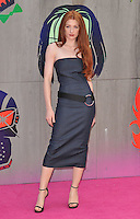 Nicola Roberts at the &quot;Suicide Squad&quot; European film premiere, Odeon Leicester Square cinema, Leicester Square, London, England, UK, on Wednesday 03 August 2016.<br /> CAP/CAN<br /> &copy;CAN/Capital Pictures /MediaPunch ***NORTH AND SOUTH AMERICAS ONLY***
