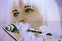 Glastonbury Festival on the BBC. Joy Formidable.
