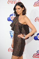 LONDON, UK. December 3, 2016: Lilah Parsons at the Jingle Bell Ball 2016 at the O2 Arena, Greenwich, London.<br /> Picture: Steve Vas/Featureflash/SilverHub 0208 004 5359/ 07711 972644 Editors@silverhubmedia.com